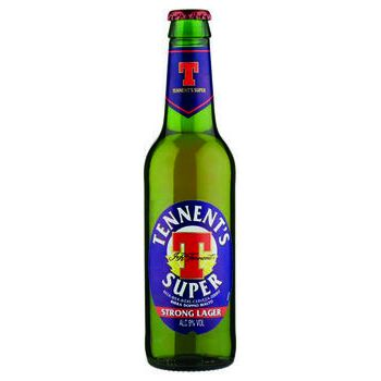 Birra 9% sup. tennent's