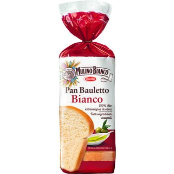 pane bianco mulino bianco