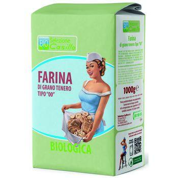 Farina 00 biologica