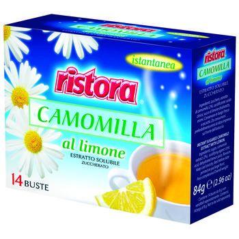 camomilla limone x 14 buste
