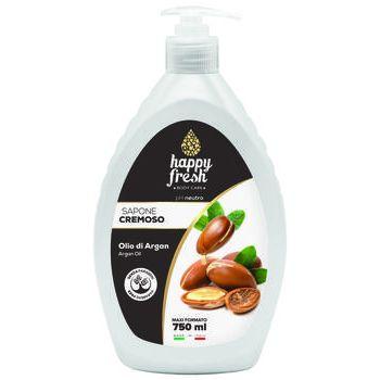 Happy fresh sapone cremoso olio di argan
