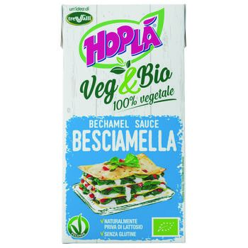 Besciamella  veg&bio