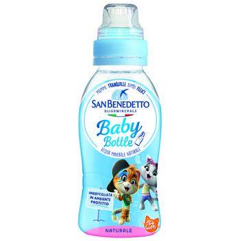 acqua naturale baby  san benedetto