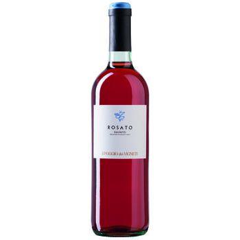 vino rosato salento 11,5% Poggio dei Vigneti