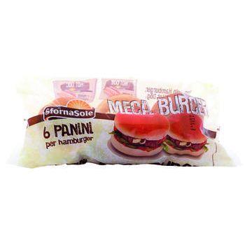 pane x hamburger  sfornasole