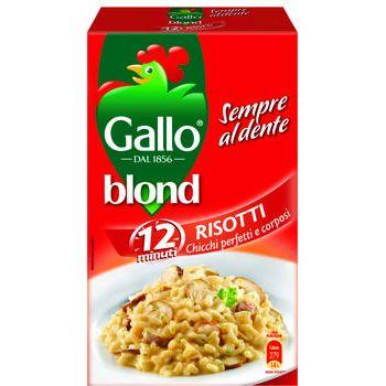 Riso blond classico