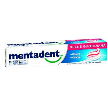 dentifricio protezione famiglia   mentadent