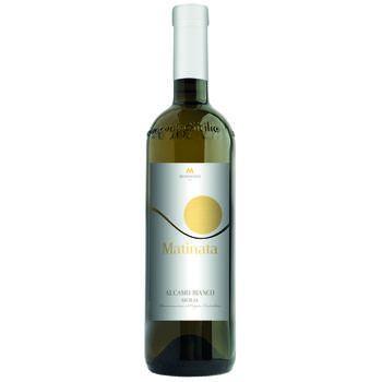 Vino bianco 12% alcamo
