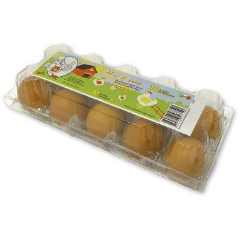 Uova allevate