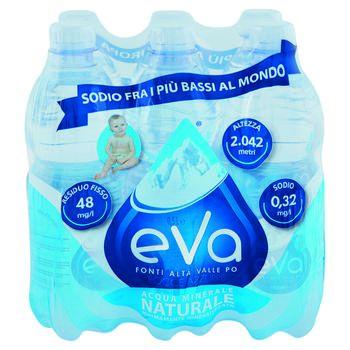 acqua naturale